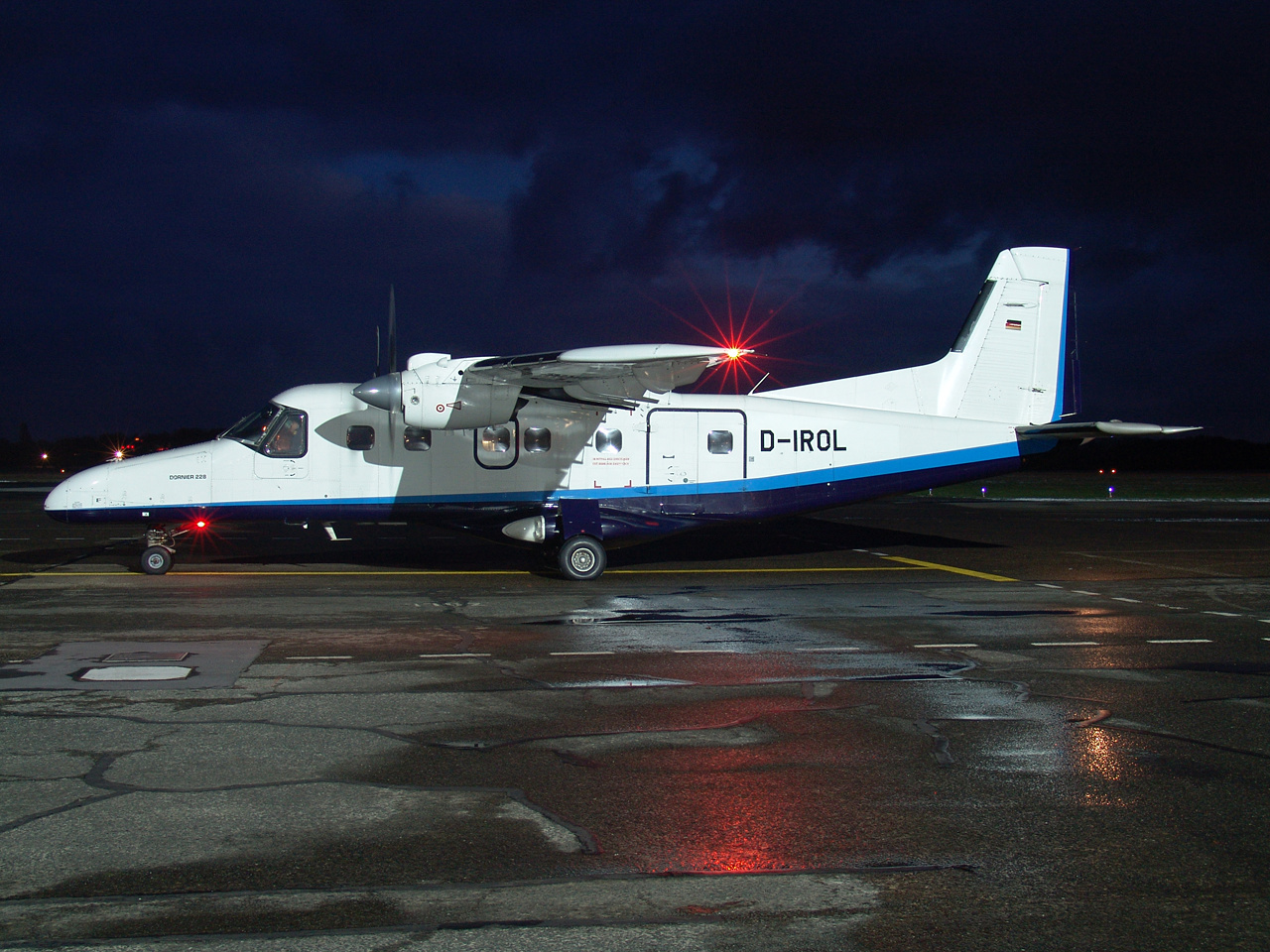 D-IROL-2 DO228 ESS 200501