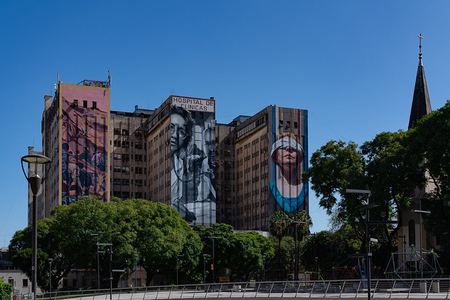 Buenos Aires, Arg. 2020