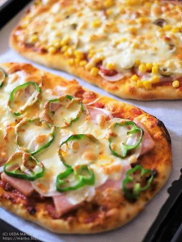 自家製酵母生地のピザ 20200422-DSCT9268 (3)