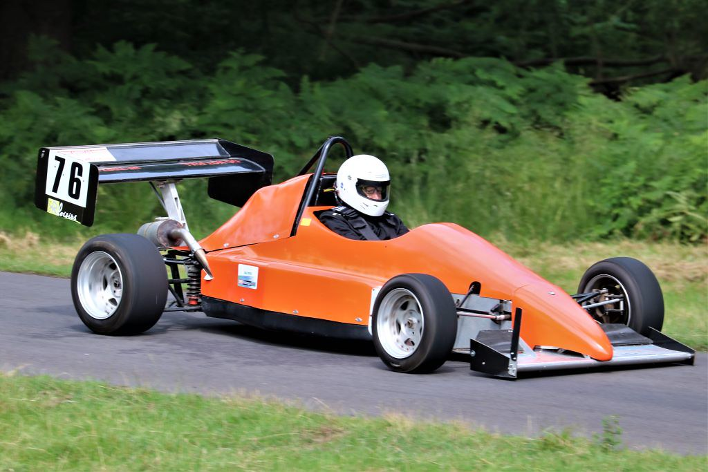 The OMS PR of Stewart Duncan at Loton (S Wilkinson)