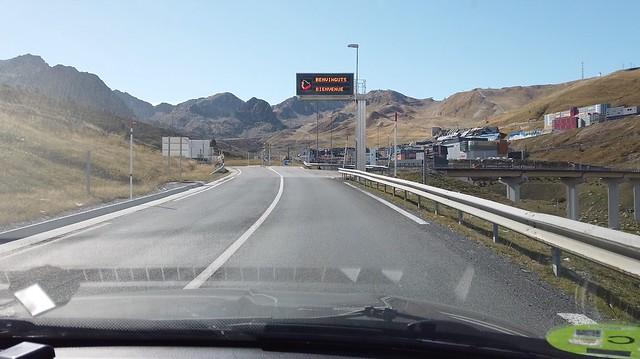 Andorra-France Border Control, Andorra