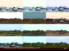 !Skifija 12Months Auto Seasson Rock&Moss