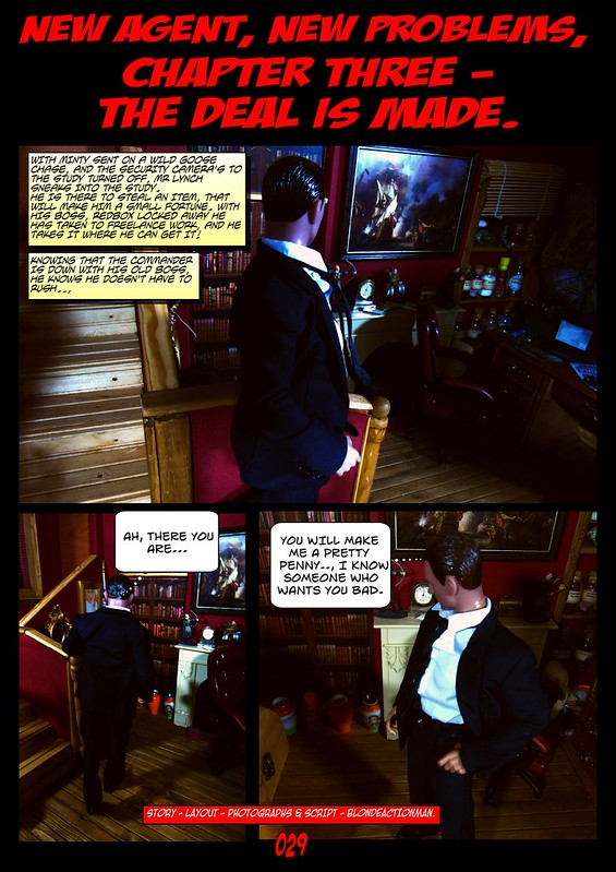 BAMComix - New Agent, New Problems - Chapter Three 49813098997_88db3a60ca_c