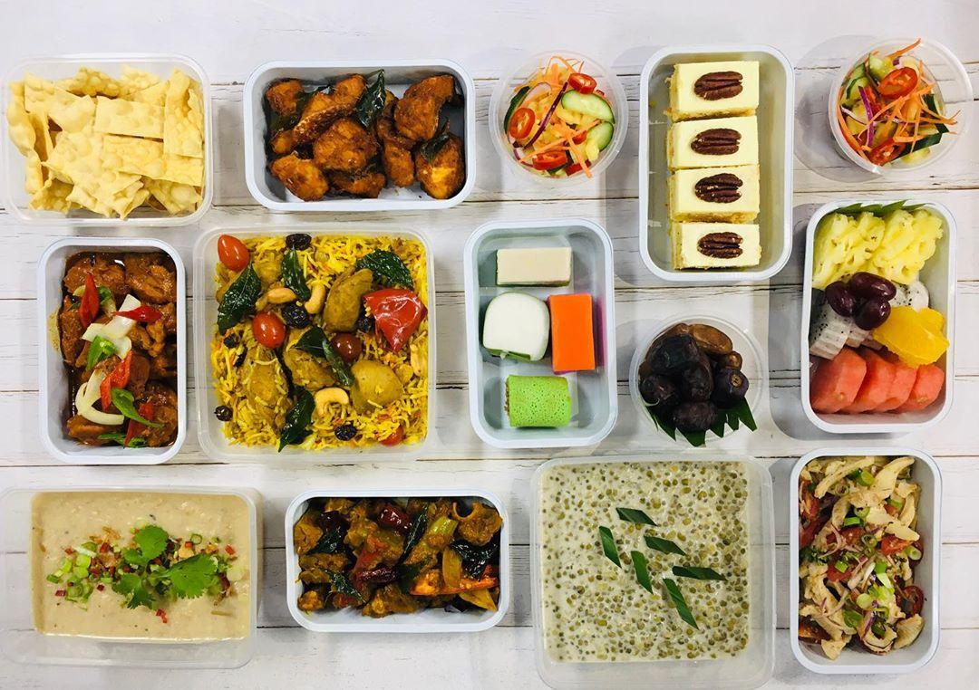 hilton kl ramadan delivery