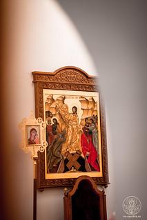 24.04.2020 | Литургия в Спасском соборе