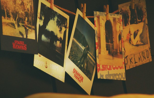 Polaroid land