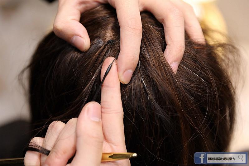Lawrence Salon高具質感髮廊專業韓國接髮技術072