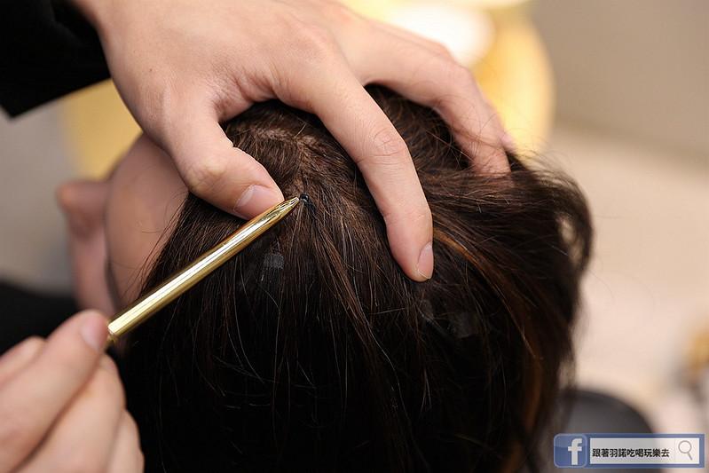 Lawrence Salon高具質感髮廊專業韓國接髮技術071