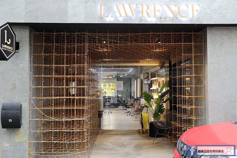 Lawrence Salon高具質感髮廊專業韓國接髮技術020