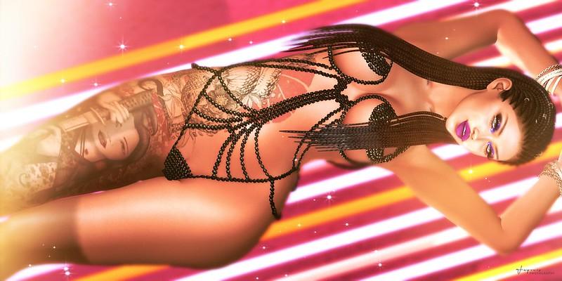 #159 - She tease on Vegas Night