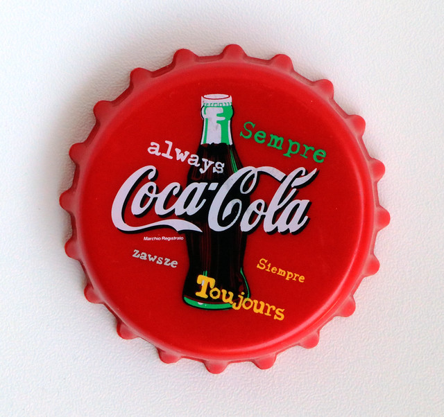 Tappo Coca Cola