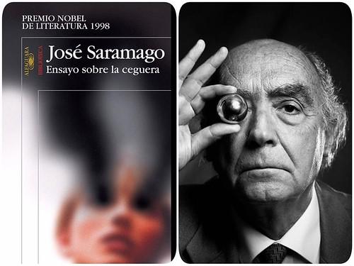 """""""ENSAYO SOBRE LA CEGUERA"""" de José Saramago"""