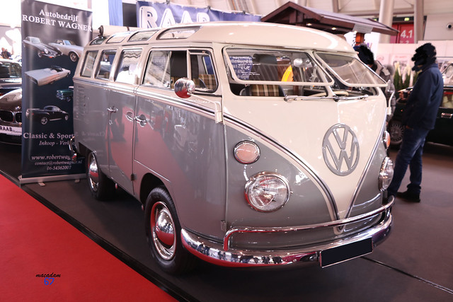 Vw Combi Split Shorty 1967