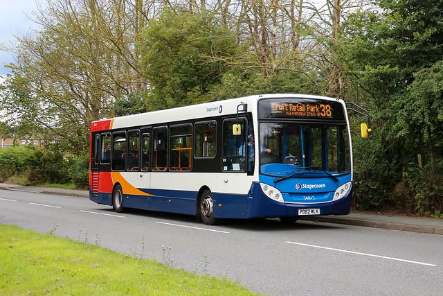Stagecoach Merseyside & South Lancashire PO62 MLK