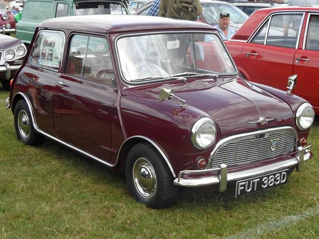 Morris Mini Minor - FUT 383D (2)