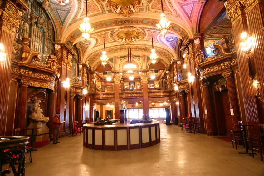 Loew's Paradise Theater Interior