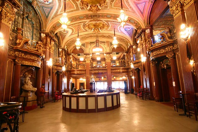 Loew's Paradise Theater Interior
