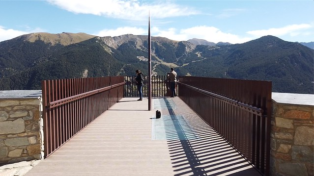 Mirador Roc Del Quer, Andorra
