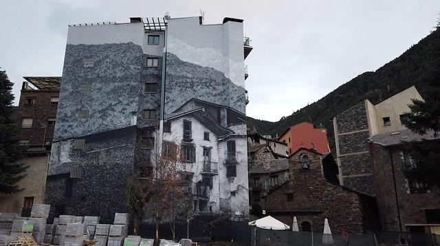 Neighborhood in Encamp, Andorra