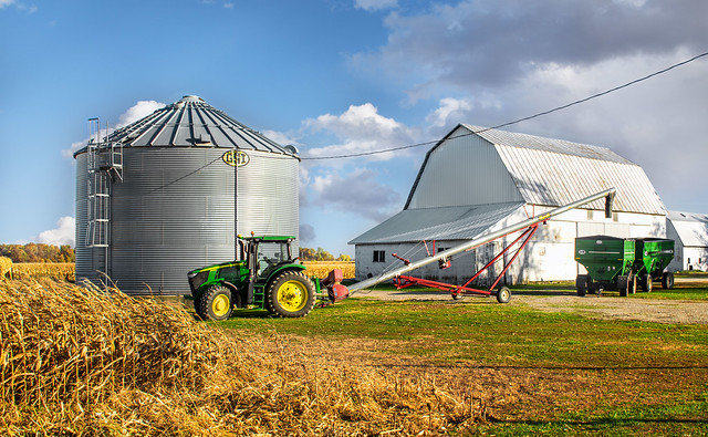 John Deere Harvest