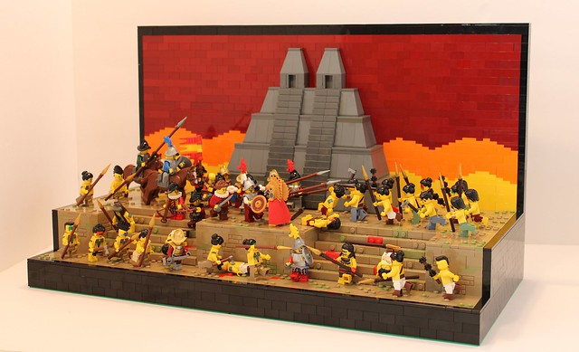 The Fall of Tenochtitlan, 1521