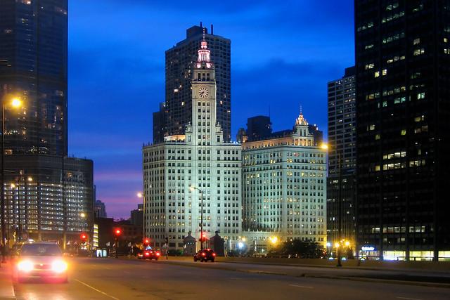 Wrigley Building Chicago Illinois