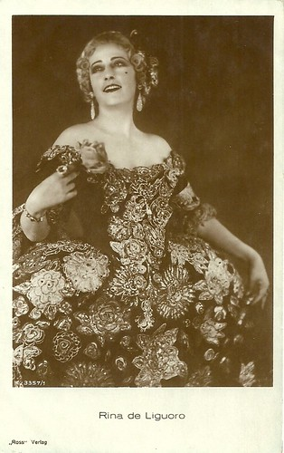 Rina De Liguoro in Casanova (1927)