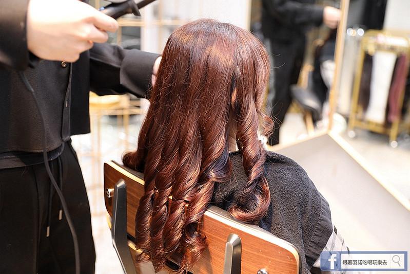 Lawrence Salon高具質感髮廊專業韓國接髮技術155