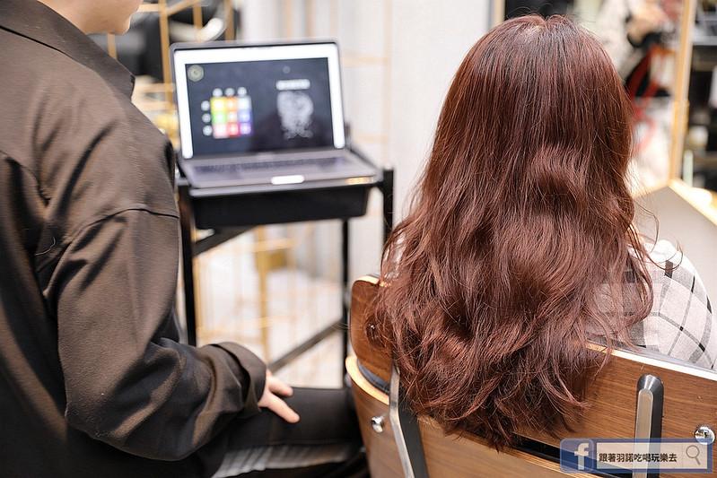 Lawrence Salon高具質感髮廊專業韓國接髮技術050