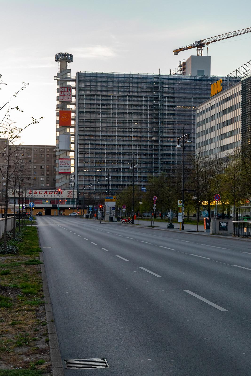In der Alexanderstraße