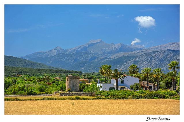 Rural Majorca
