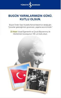 23 Nisan Banka