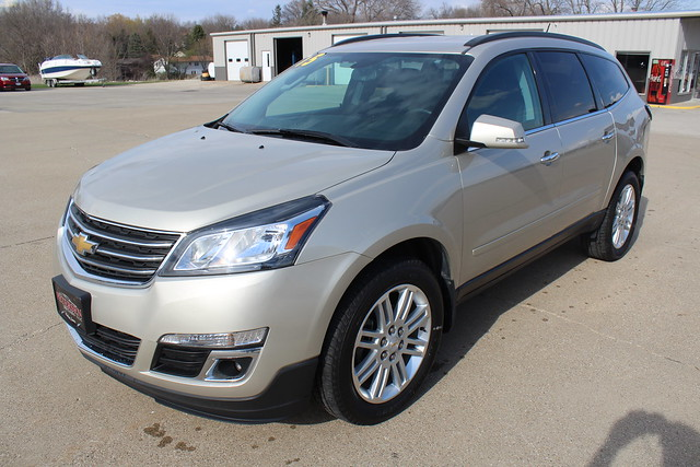 2015 Chevy Traverse LT1 AWD