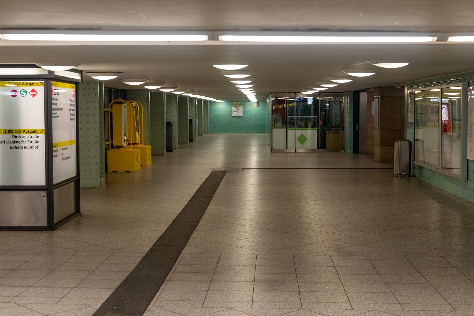 U-Bahnhof Alexanderplatz