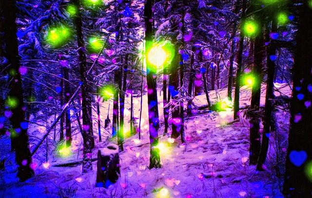 Groovy Nuclear Winter Wonderland