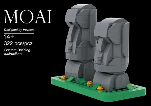 Moai (Easter Island Statues)