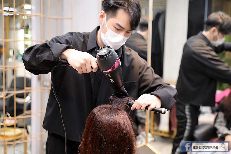 Lawrence Salon高具質感髮廊專業韓國接髮技術152