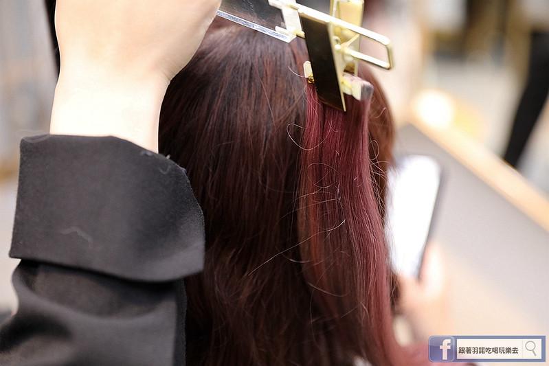 Lawrence Salon高具質感髮廊專業韓國接髮技術076