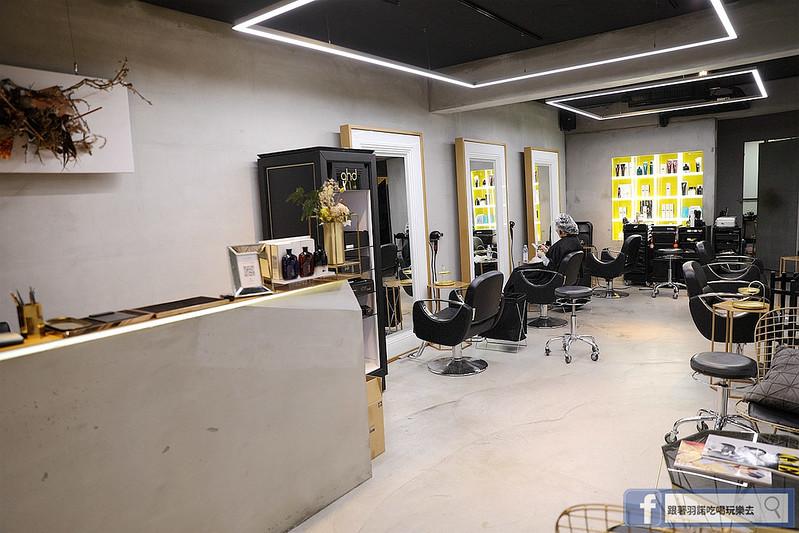 Lawrence Salon高具質感髮廊專業韓國接髮技術012