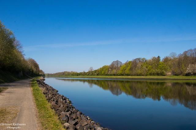 Nord-Ostsee Kanal / Kielcanal