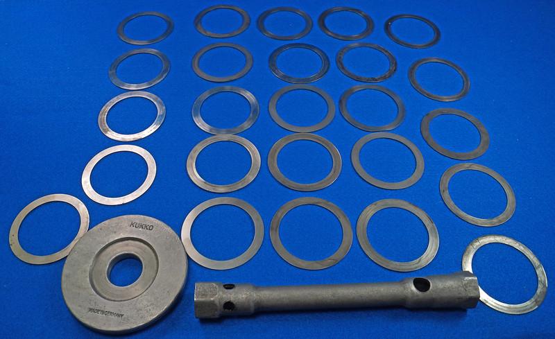 RD30373 Vintage Kukko Volkswagen Tools & Parts DSC02888