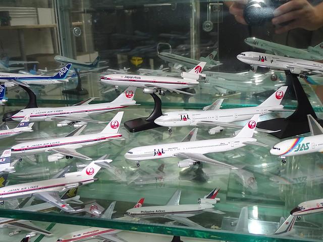 Japan Airlines 90s Fleet