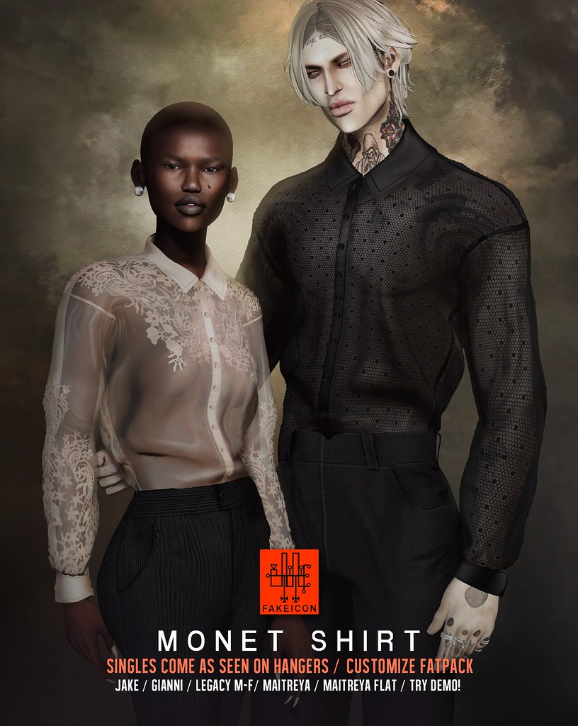 monet shirt @ TMD