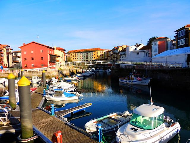 <El Puerto> Llanes (Asturias)