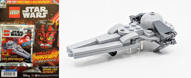 LEGO Star Wars April 2020