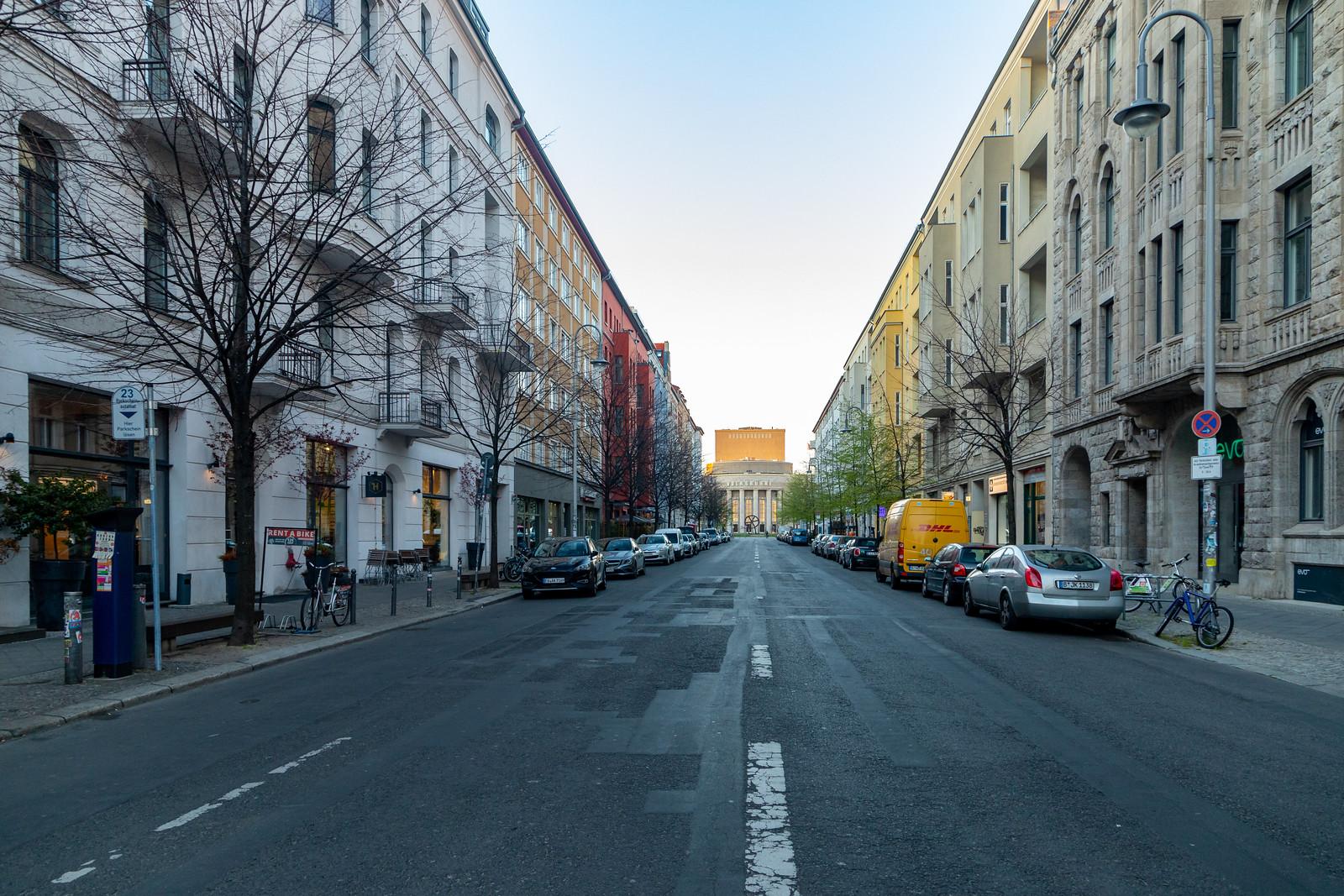 In der Rosa-Luxemburg-Straße