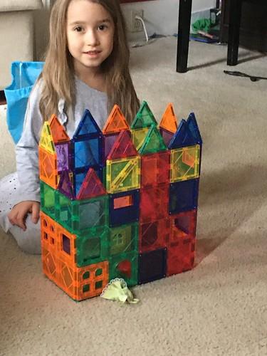 magnatile castle