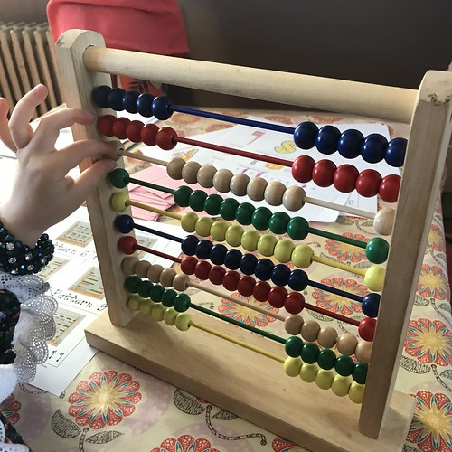 abacus work