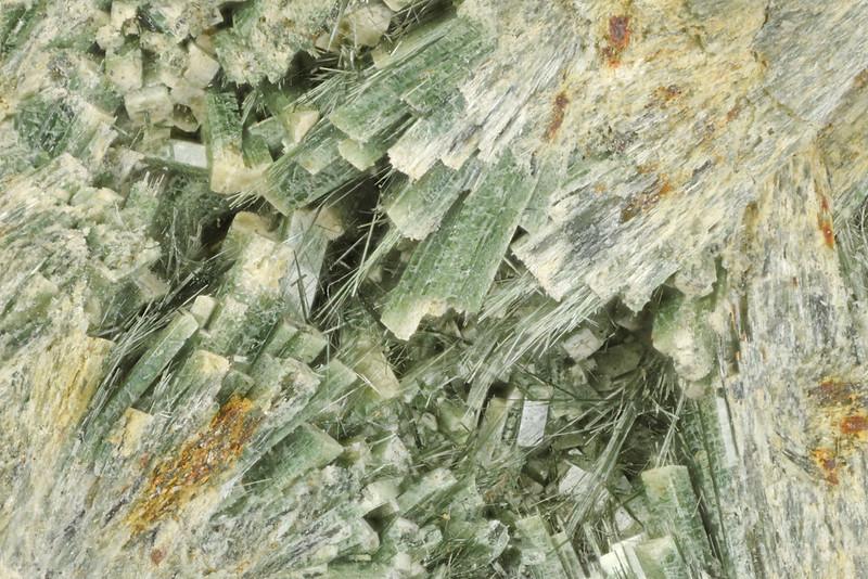 灰鉄輝石 / Hedenbergite