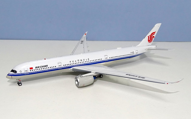 Air China Airbus A350-900 B-1085